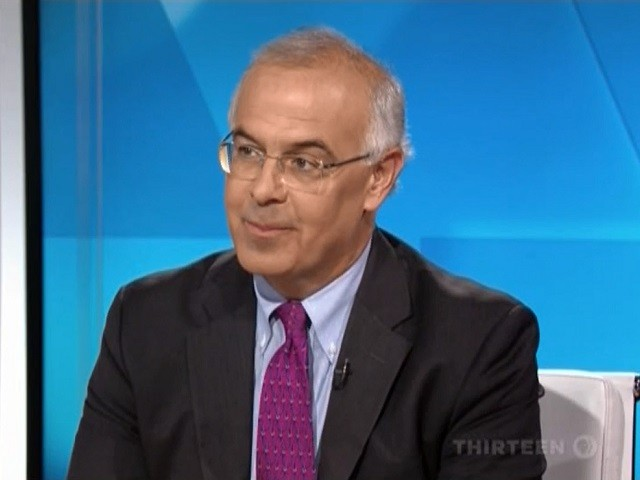 Brooks: Biden and Harris Gave 'Pretty Good' Responses on Whether Trump Is a White Supremacist