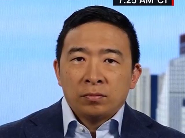 Andrew Yang: 'Strong Sense' That Trump Has 'White Supremacist Beliefs'