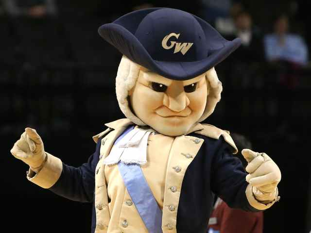 George Washington U Kills 'Colonials' Mascot After Students Offended