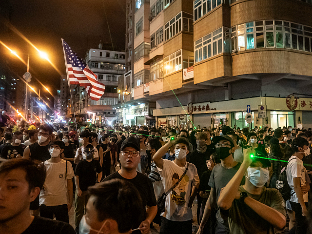 Frank Gaffney: Trump Must Declare, 'I Am a Hong Konger'