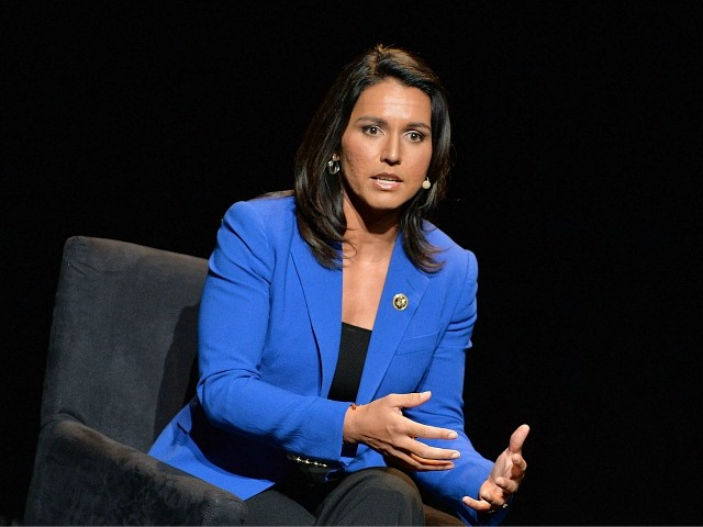 Tulsi Gabbard Backs Ilhan Omar's Anti-Israel Bill; Also Voted for Pro-Israel Bill