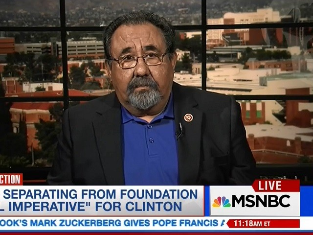 Grijalva: 'At Some Point, Our Caucus Will Be Overwhelmingly for' an Impeachment Inquiry