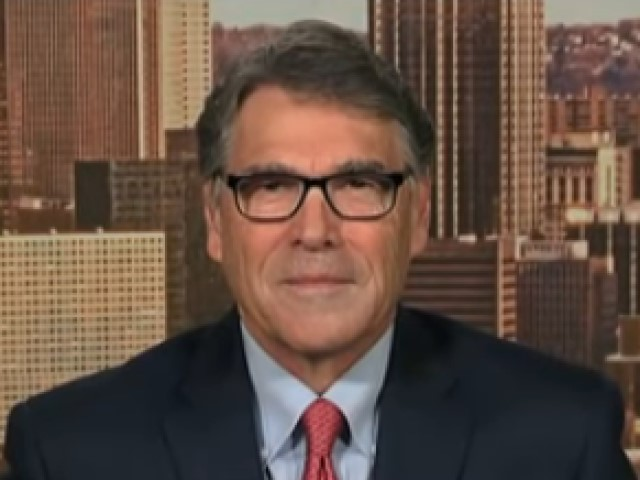 Rick Perry: 2020 Dems 'Live in a Fantasy World' When It Comes to Energy Policy