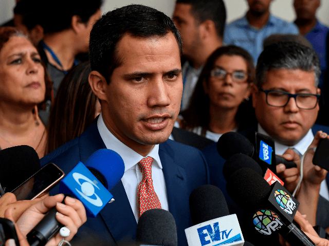 Venezuela: President Guaido Claims Maduro Walked Out of 'Talks'