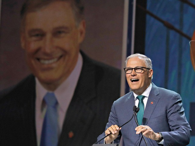Jay Inslee Quits 2020 Race -- Before His Long-Awaited Climate Change Debate