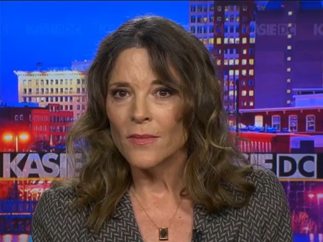 Marianne Williamson: 'I'm Talking About Race in a Deeper Level'
