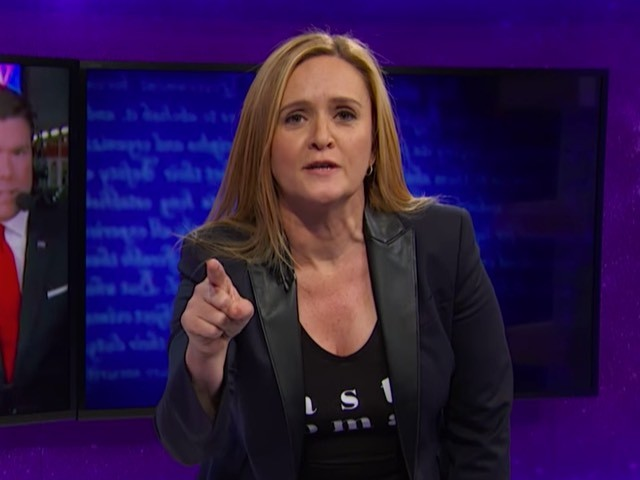 Video: Samantha Bee Compares 'Racist Monster' Donald Trump to El Paso Shooter