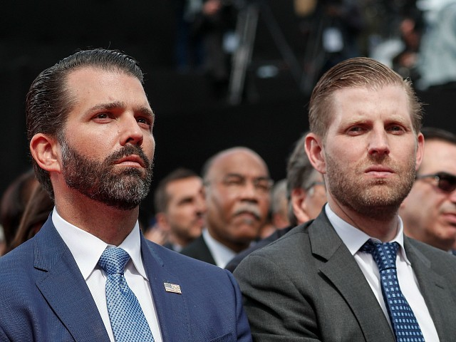 FLASHBACK: New York Times Calls Trump's Sons Fredo