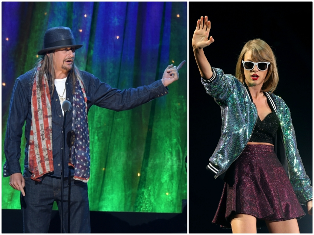 Kid Rock: Taylor Swift 'Wants to Be a Democrat Because She Wants to Be in Movies'