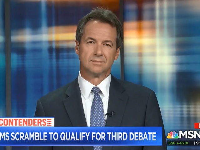 Bullock: DNC's Debate Criteria Allowed Steyer 'to Buy a Spot' - 'Less Inclusive Than Republicans'