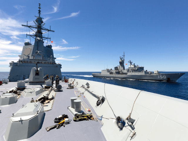 Australia Joins U.S.-Led Shipping Protection Mission in Strait of Hormuz
