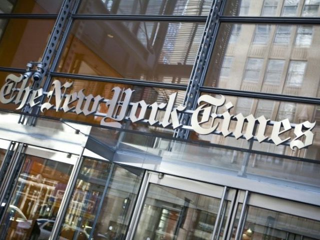 Marlow: New York Times 'Plays the Victim Card' over Its 'Pattern of Antisemitism'