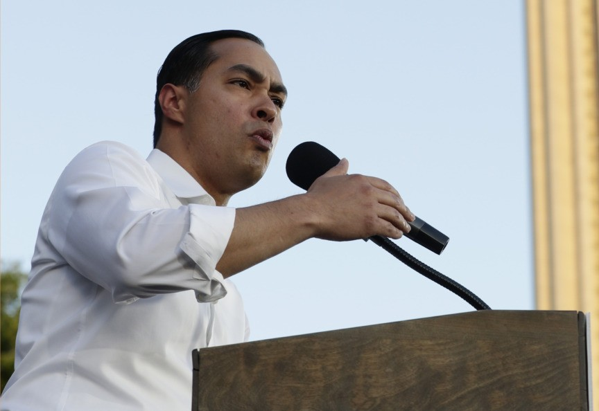 Julian Castro: Candidates Focusing on Middle Class, Forgetting Poor People