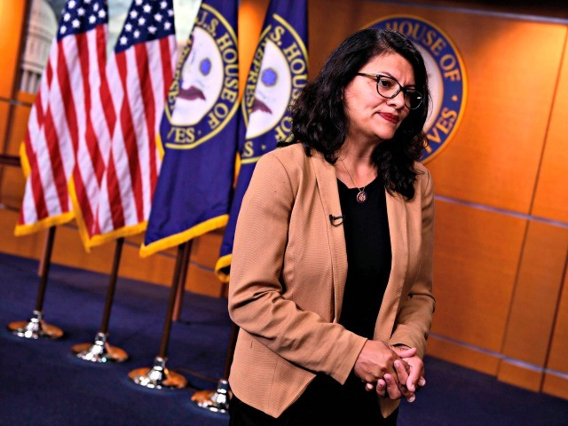 NYT: 'Storm of Palestinian Criticism' of Tlaib Is Behind Her Cancellation of Trip to Visit Grandmother