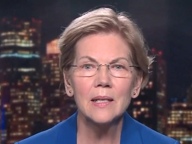 Warren: Trump's 'Responsibility' to Fight White Supremacy, Not 'Nod and Smile at It and Let It Get Stronger'
