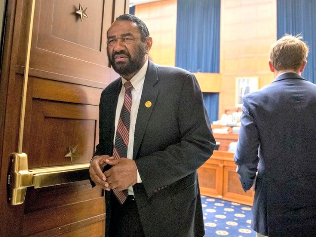 Al Green Ready for Fourth Impeachment Attempt: Trump Has 'Unleashed Bigotry'--'Causing Death and Destruction'