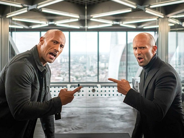 'Hobbs & Shaw' Review: A Fast and Furious Fail