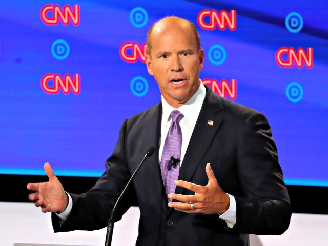 Presidential Candidate John Delaney: Democrats Guilty of 'Cheering on a Recession'