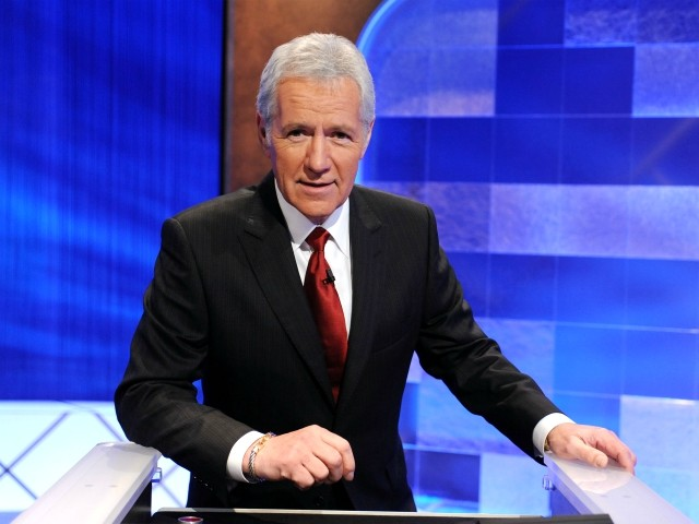 Alex Trebek 'Back to Work' After Chemo Treatments