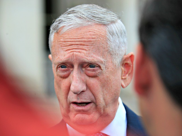 Virgil: Jim Mattis Defends the Establishment—No Matter What