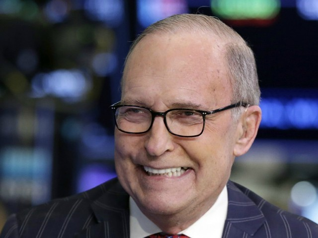 Kudlow: 'There's No Recession on the Horizon'
