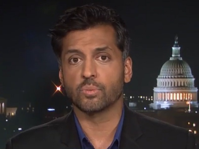 CNN's Wajahat Ali: Trump, White Supremacists Are 'Coming for All of Us'
