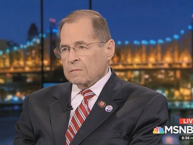 Nadler: 'More Likely Than Not' We'll Vote on Gun Bills Before End of District Work Period
