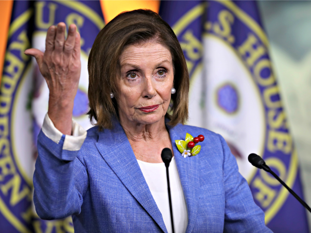 Pelosi: Israel's Decision to Bar Omar, Tlaib 'Sign of Weakness,' 'Beneath the Dignity' of Jewish State