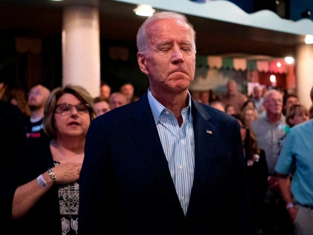 Nolte: Politico Wants Us to Deny Evidence of Joe Biden's Cognitive Decline