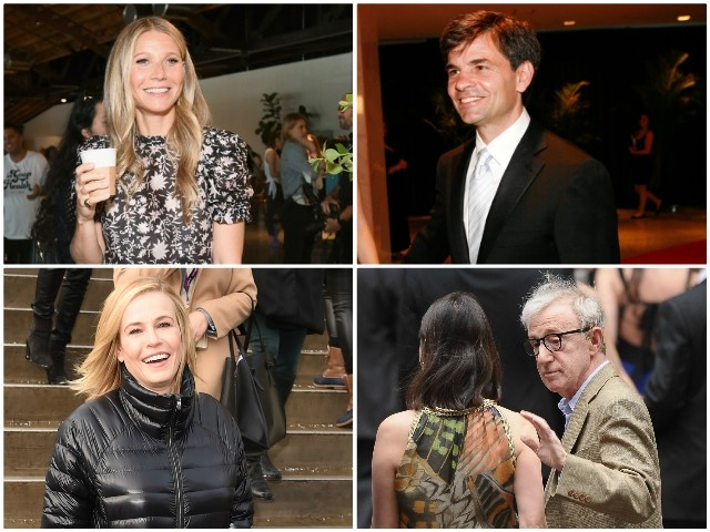 Report: Gwyneth Paltrow, George Stephanopoulos Attended Jeffrey Epstein's Star-Studded Party