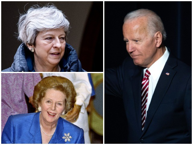 Oh, Joe: Biden Confuses Ex-British PM Theresa May with Margaret Thatcher [Again]