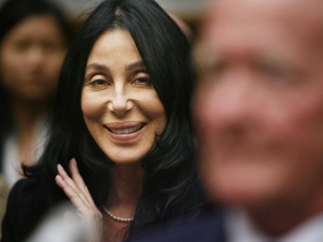 Cher Spreads Fake News to Declare Trump 'More Than a White Supremacist'