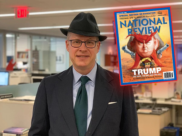 Nolte: Never Trump Civil War Erupts as Max Boot Declares 'National Review' Alt-Right Site