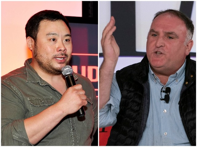 Celebrity Chefs David Chang, Jose Andres Target Stephen Ross for Trump Fundraiser