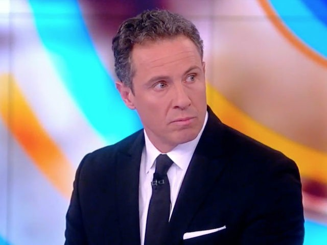 Nolte: Fredo Meltdown Another Display of Chris Cuomo's Embrace of Political Violence