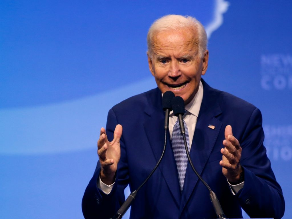 Joe Biden Starts Week Pushing 'Assault Weapons' Ban