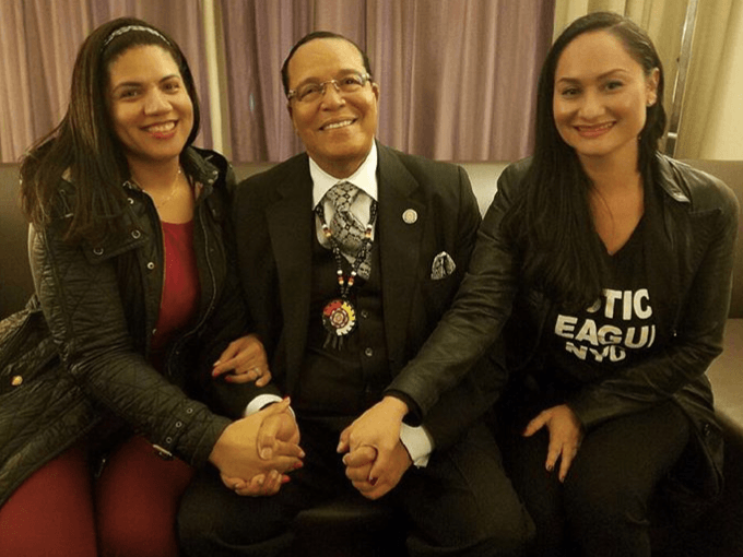 New Women's March Board Keeps Pro-Farrakhan Carmen Perez
