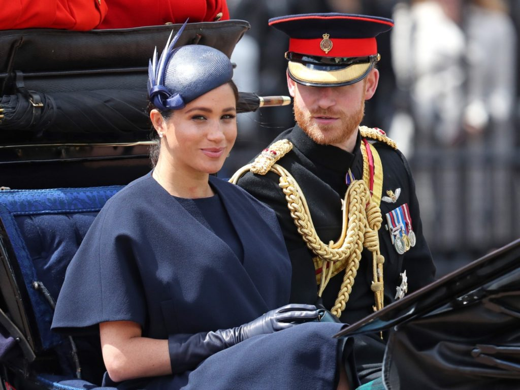 Meghan Markle Crowned Britain's Top Social Climber by Society Magazine