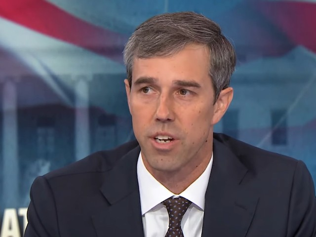 Beto O'Rourke: Trump Trade War Is 'Hurtling the World' into Recession