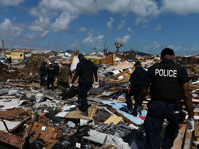 2,500 People Missing in Bahamas After Hurricane Dorian