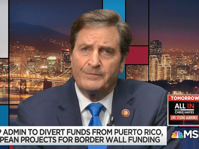 Dem Rep. Garamendi: If Trump Is Allowed to Divert Funds to Wall, Congress May Not Exist in a Meaningful Form