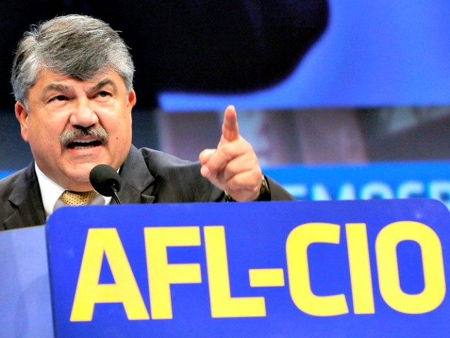 Donald Trump Taunts AFL-CIO Boss Richard Trumka on Labor Day