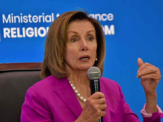 Pelosi: Barr 'Has Gone Rogue'