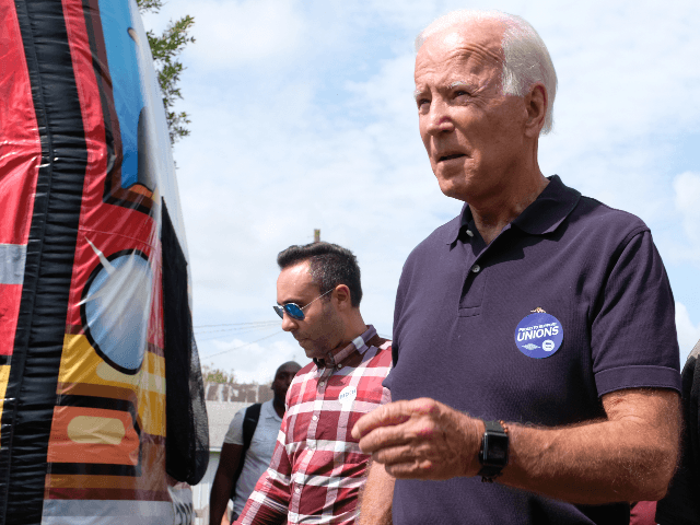 Biden: It's Fair to Play the Age Card