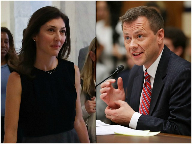 Deep State: Lisa Page, Peter Strzok Conducted FBI's Review to Classify Comey's Memos