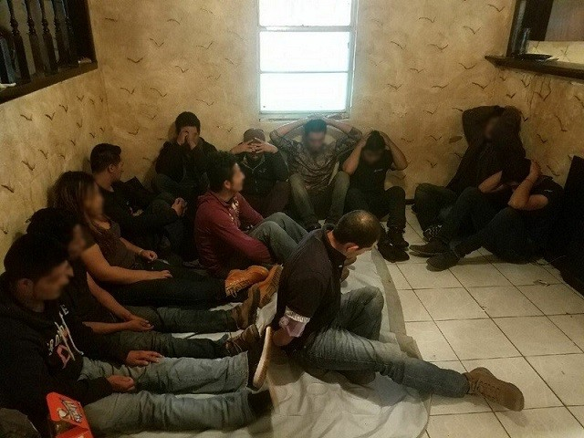Border Patrol Disrupts Human Smuggling Efforts near Texas Border