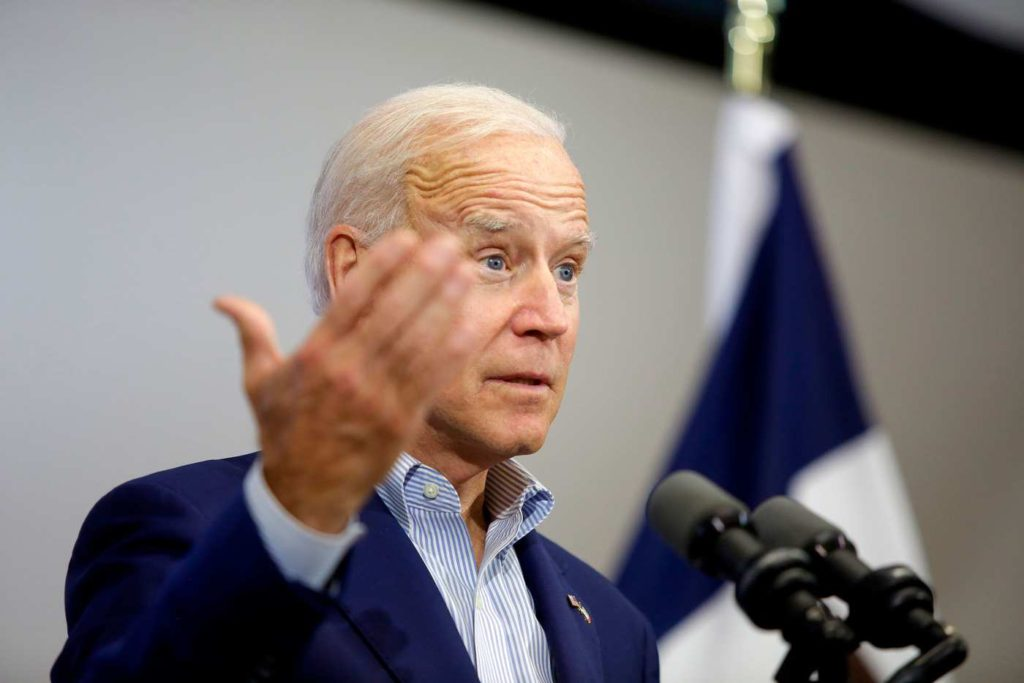 Joe Biden Defends Fundraising Off Oil Interests at Climate Change Town Hall