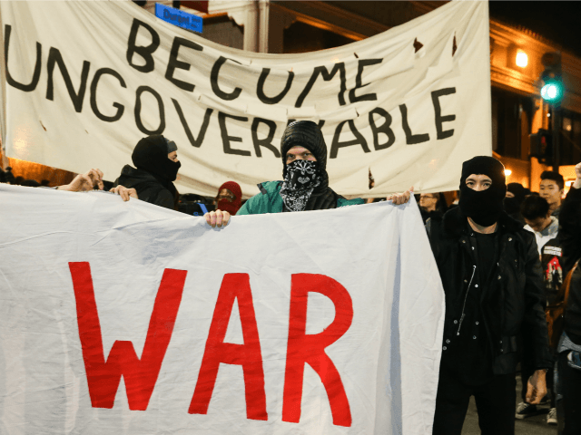 Andy Ngo: Antifa Believes It Is Pushing America Towards Civil War
