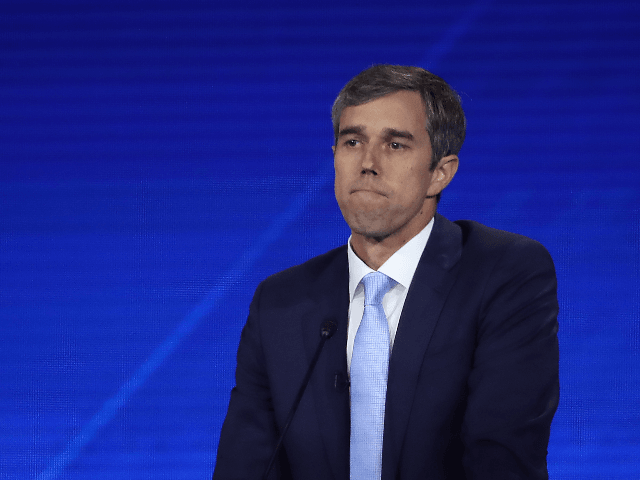 Donald Trump: 'Dummy Beto' Sank Gun Control Chances