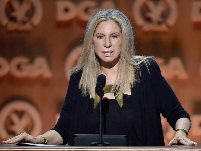 Barbra Streisand: The Electoral College 'an Assault on Our Democratic Principles'